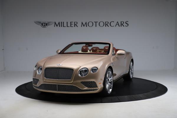 2017 Bentley Continental GTC