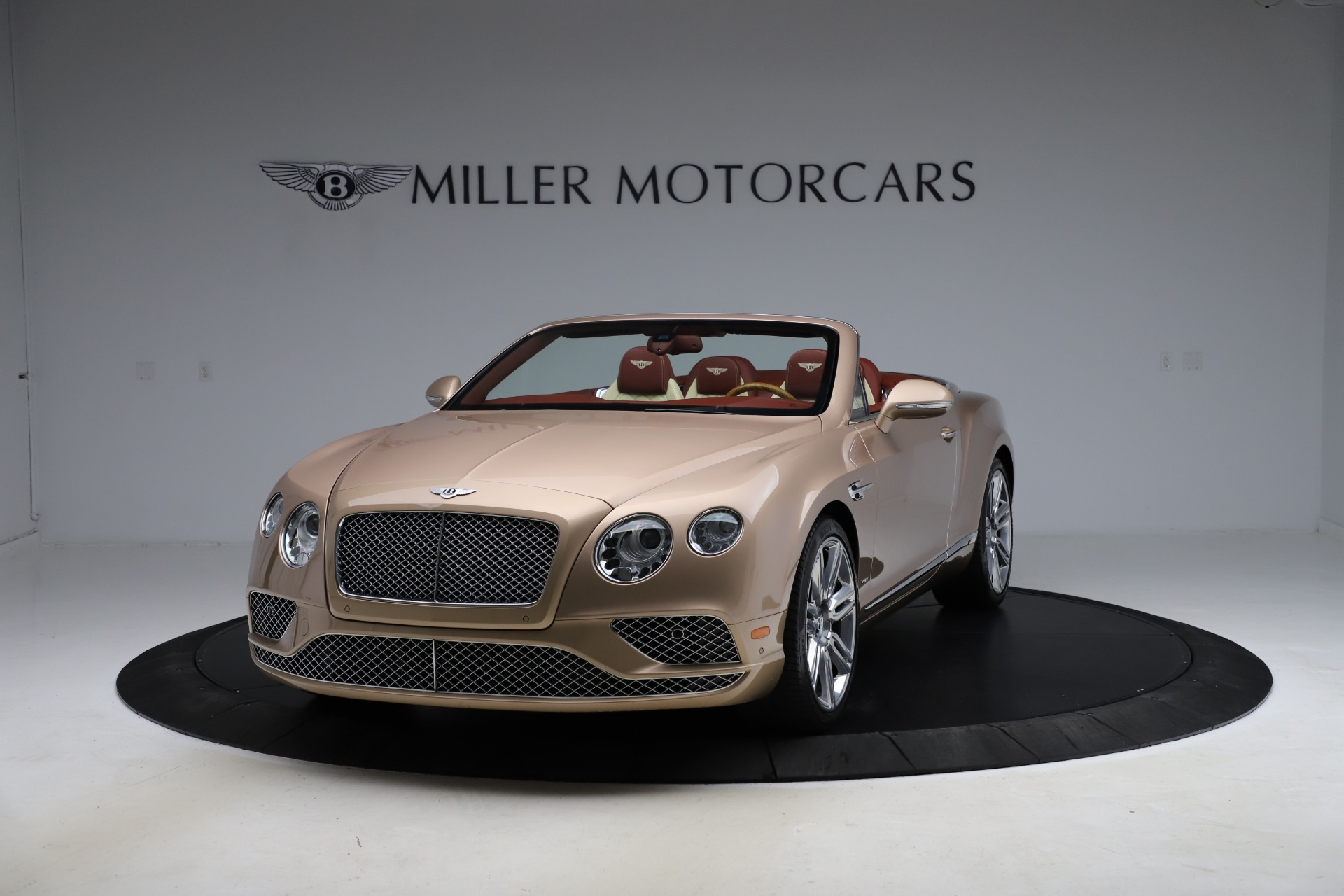 Used 2017 Bentley Continental GT W12 for sale $165,900 at Pagani of Greenwich in Greenwich CT 06830 1
