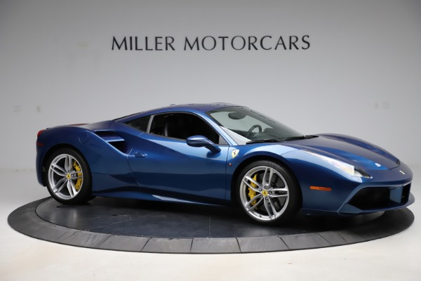 Used 2017 Ferrari 488 GTB for sale $229,900 at Pagani of Greenwich in Greenwich CT 06830 10