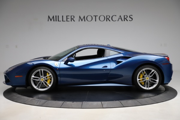 Used 2017 Ferrari 488 GTB for sale $229,900 at Pagani of Greenwich in Greenwich CT 06830 3