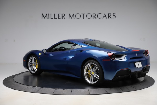 Used 2017 Ferrari 488 GTB for sale $229,900 at Pagani of Greenwich in Greenwich CT 06830 4