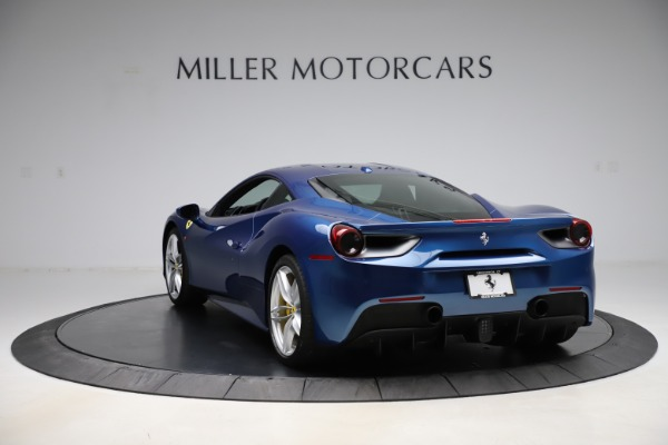 Used 2017 Ferrari 488 GTB for sale $229,900 at Pagani of Greenwich in Greenwich CT 06830 5