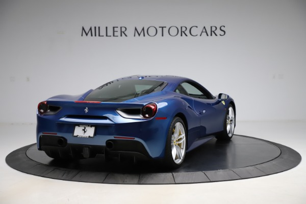 Used 2017 Ferrari 488 GTB for sale $229,900 at Pagani of Greenwich in Greenwich CT 06830 7