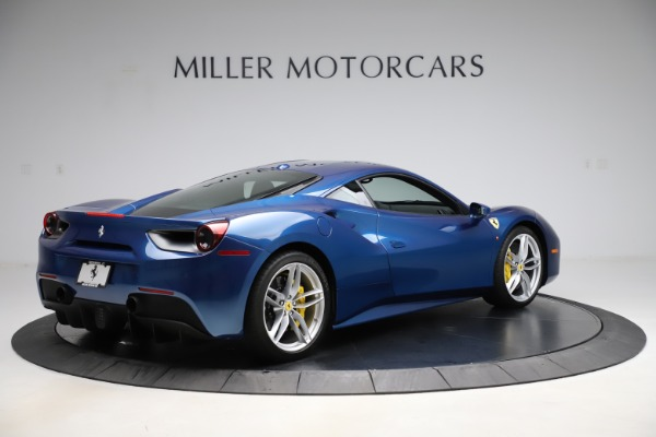 Used 2017 Ferrari 488 GTB for sale $229,900 at Pagani of Greenwich in Greenwich CT 06830 8