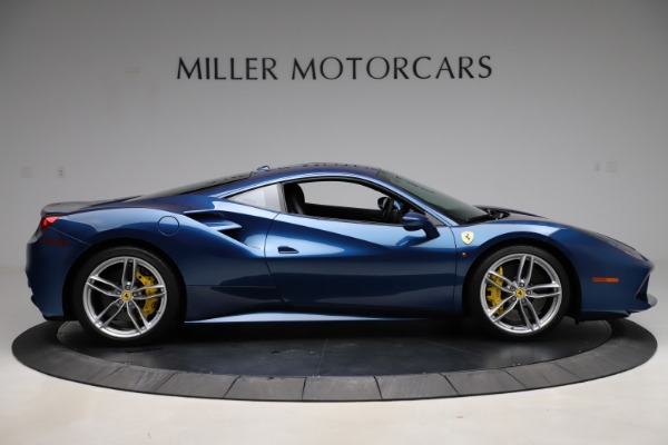 Used 2017 Ferrari 488 GTB for sale $229,900 at Pagani of Greenwich in Greenwich CT 06830 9