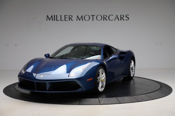 Used 2017 Ferrari 488 GTB for sale $229,900 at Pagani of Greenwich in Greenwich CT 06830 1