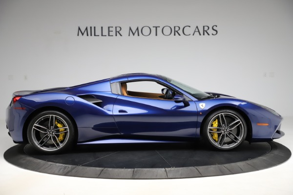 Used 2018 Ferrari 488 Spider for sale Sold at Pagani of Greenwich in Greenwich CT 06830 17