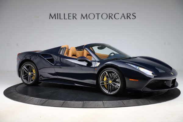Used 2018 Ferrari 488 Spider for sale Call for price at Pagani of Greenwich in Greenwich CT 06830 10