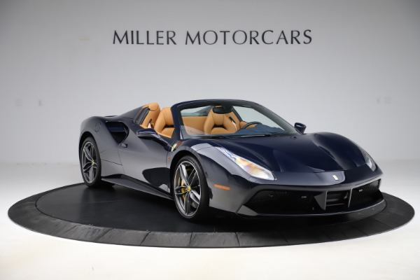 Used 2018 Ferrari 488 Spider for sale Call for price at Pagani of Greenwich in Greenwich CT 06830 11