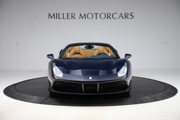 Used 2018 Ferrari 488 Spider for sale Call for price at Pagani of Greenwich in Greenwich CT 06830 12