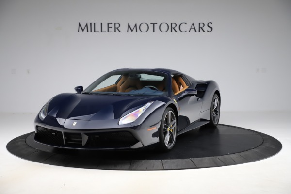 Used 2018 Ferrari 488 Spider for sale Call for price at Pagani of Greenwich in Greenwich CT 06830 13