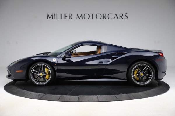 Used 2018 Ferrari 488 Spider for sale Call for price at Pagani of Greenwich in Greenwich CT 06830 14