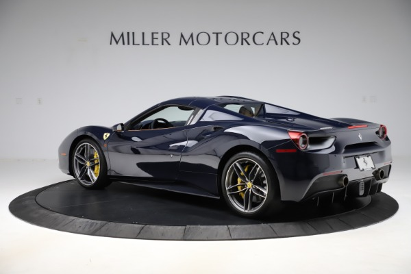 Used 2018 Ferrari 488 Spider for sale Call for price at Pagani of Greenwich in Greenwich CT 06830 15