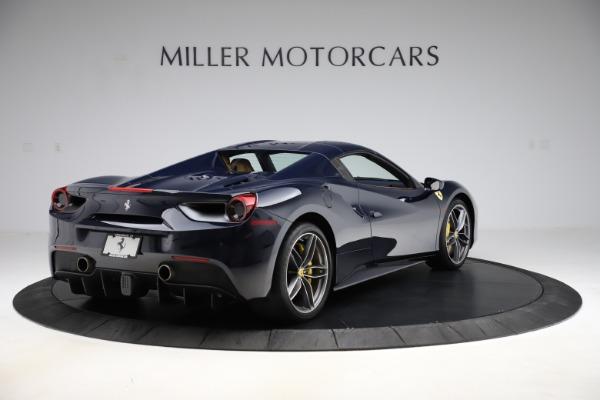 Used 2018 Ferrari 488 Spider for sale Call for price at Pagani of Greenwich in Greenwich CT 06830 16