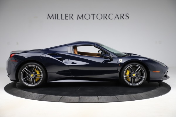 Used 2018 Ferrari 488 Spider for sale Call for price at Pagani of Greenwich in Greenwich CT 06830 17