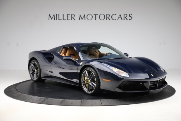 Used 2018 Ferrari 488 Spider for sale Call for price at Pagani of Greenwich in Greenwich CT 06830 18