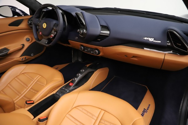 Used 2018 Ferrari 488 Spider for sale Call for price at Pagani of Greenwich in Greenwich CT 06830 23