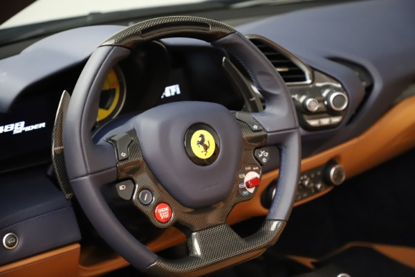 Used 2018 Ferrari 488 Spider for sale Call for price at Pagani of Greenwich in Greenwich CT 06830 26