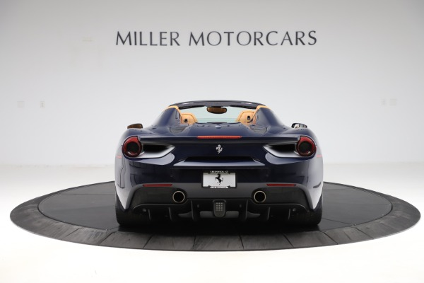 Used 2018 Ferrari 488 Spider for sale Call for price at Pagani of Greenwich in Greenwich CT 06830 6