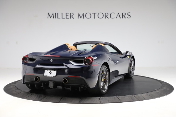 Used 2018 Ferrari 488 Spider for sale Call for price at Pagani of Greenwich in Greenwich CT 06830 7