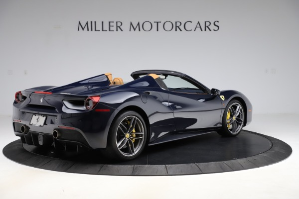 Used 2018 Ferrari 488 Spider for sale Call for price at Pagani of Greenwich in Greenwich CT 06830 8