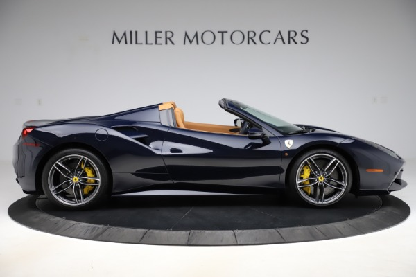 Used 2018 Ferrari 488 Spider for sale Call for price at Pagani of Greenwich in Greenwich CT 06830 9