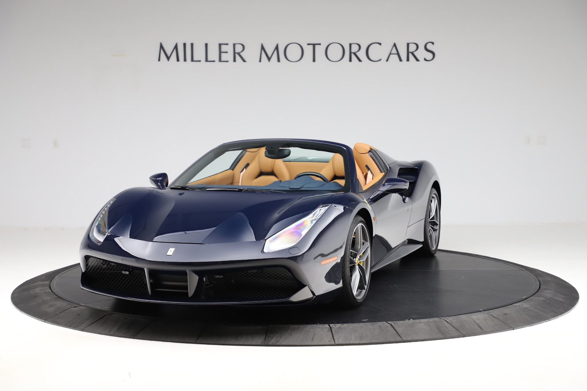 Used 2018 Ferrari 488 Spider for sale Call for price at Pagani of Greenwich in Greenwich CT 06830 1