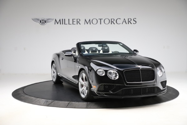 Used 2017 Bentley Continental GT V8 S for sale $159,900 at Pagani of Greenwich in Greenwich CT 06830 11