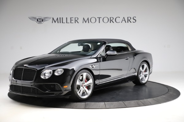 Used 2017 Bentley Continental GT V8 S for sale $159,900 at Pagani of Greenwich in Greenwich CT 06830 12