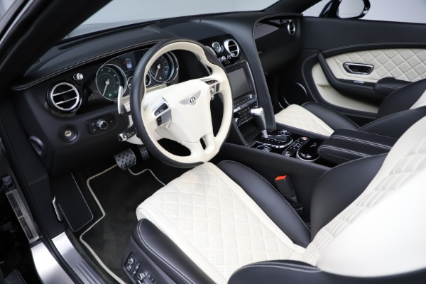 Used 2017 Bentley Continental GT V8 S for sale $159,900 at Pagani of Greenwich in Greenwich CT 06830 24