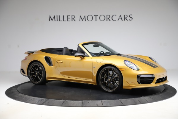 Used 2019 Porsche 911 Turbo S Exclusive for sale $249,900 at Pagani of Greenwich in Greenwich CT 06830 10