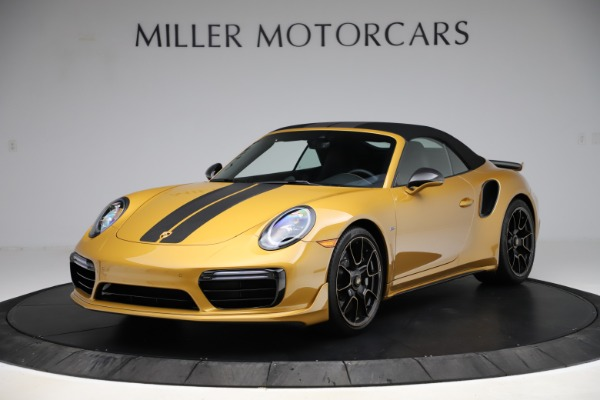 Used 2019 Porsche 911 Turbo S Exclusive for sale $249,900 at Pagani of Greenwich in Greenwich CT 06830 12