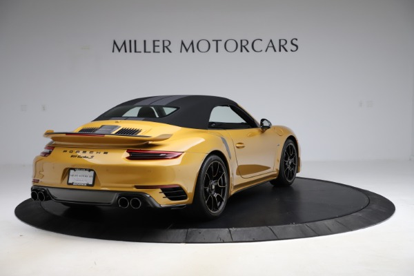 Used 2019 Porsche 911 Turbo S Exclusive for sale $249,900 at Pagani of Greenwich in Greenwich CT 06830 15