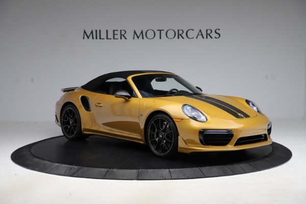 Used 2019 Porsche 911 Turbo S Exclusive for sale $249,900 at Pagani of Greenwich in Greenwich CT 06830 17