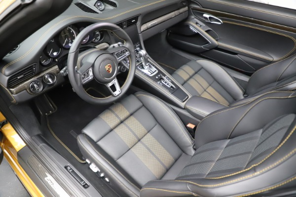 Used 2019 Porsche 911 Turbo S Exclusive for sale $249,900 at Pagani of Greenwich in Greenwich CT 06830 18