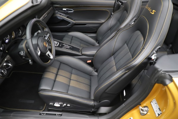 Used 2019 Porsche 911 Turbo S Exclusive for sale $249,900 at Pagani of Greenwich in Greenwich CT 06830 19