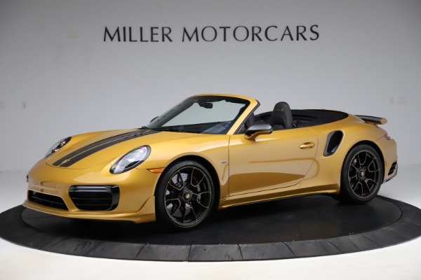 Used 2019 Porsche 911 Turbo S Exclusive for sale $249,900 at Pagani of Greenwich in Greenwich CT 06830 2