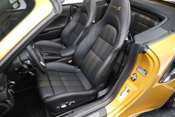 Used 2019 Porsche 911 Turbo S Exclusive for sale $249,900 at Pagani of Greenwich in Greenwich CT 06830 20