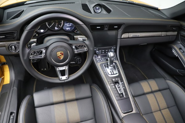 Used 2019 Porsche 911 Turbo S Exclusive for sale $249,900 at Pagani of Greenwich in Greenwich CT 06830 22