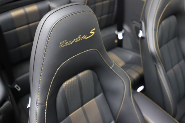 Used 2019 Porsche 911 Turbo S Exclusive for sale $249,900 at Pagani of Greenwich in Greenwich CT 06830 24