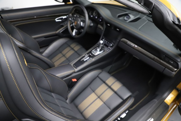 Used 2019 Porsche 911 Turbo S Exclusive for sale $249,900 at Pagani of Greenwich in Greenwich CT 06830 25