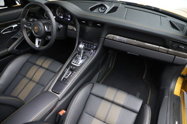 Used 2019 Porsche 911 Turbo S Exclusive for sale $249,900 at Pagani of Greenwich in Greenwich CT 06830 26