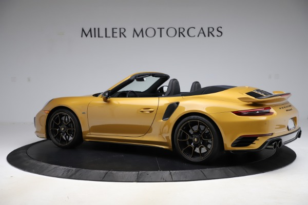 Used 2019 Porsche 911 Turbo S Exclusive for sale $249,900 at Pagani of Greenwich in Greenwich CT 06830 4