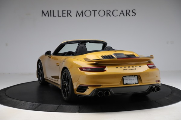 Used 2019 Porsche 911 Turbo S Exclusive for sale $249,900 at Pagani of Greenwich in Greenwich CT 06830 5