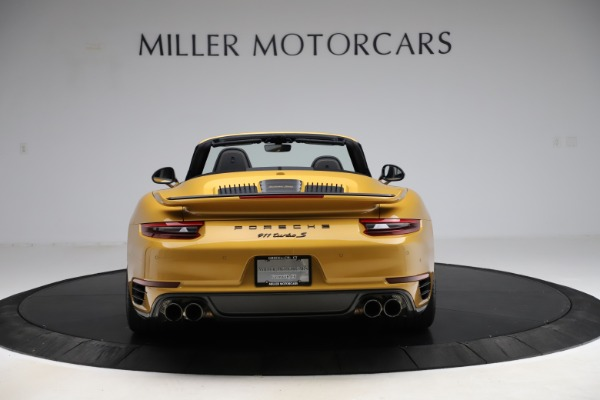 Used 2019 Porsche 911 Turbo S Exclusive for sale $249,900 at Pagani of Greenwich in Greenwich CT 06830 6