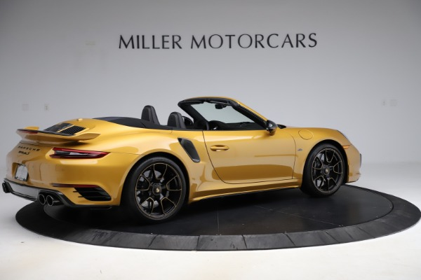 Used 2019 Porsche 911 Turbo S Exclusive for sale $249,900 at Pagani of Greenwich in Greenwich CT 06830 8