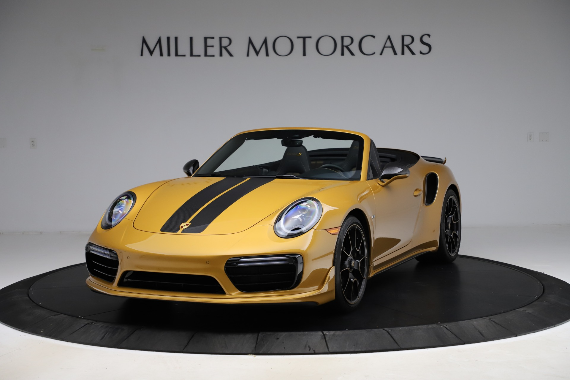 Used 2019 Porsche 911 Turbo S Exclusive for sale $249,900 at Pagani of Greenwich in Greenwich CT 06830 1