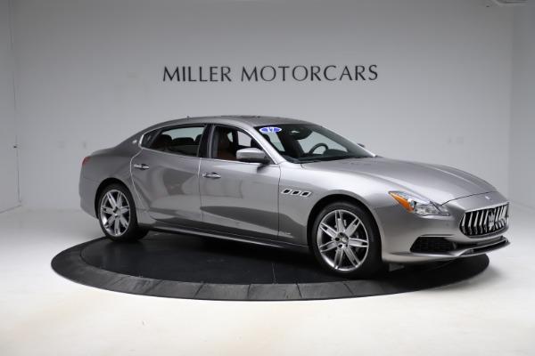Used 2017 Maserati Quattroporte S Q4 GranLusso for sale $59,900 at Pagani of Greenwich in Greenwich CT 06830 10