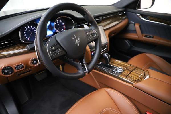Used 2017 Maserati Quattroporte S Q4 GranLusso for sale $59,900 at Pagani of Greenwich in Greenwich CT 06830 13