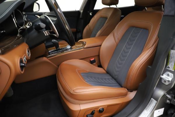 Used 2017 Maserati Quattroporte S Q4 GranLusso for sale Sold at Pagani of Greenwich in Greenwich CT 06830 15
